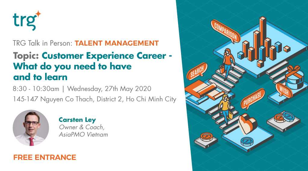TRG Talk Talent: CX Career – What do you need to have and to learn