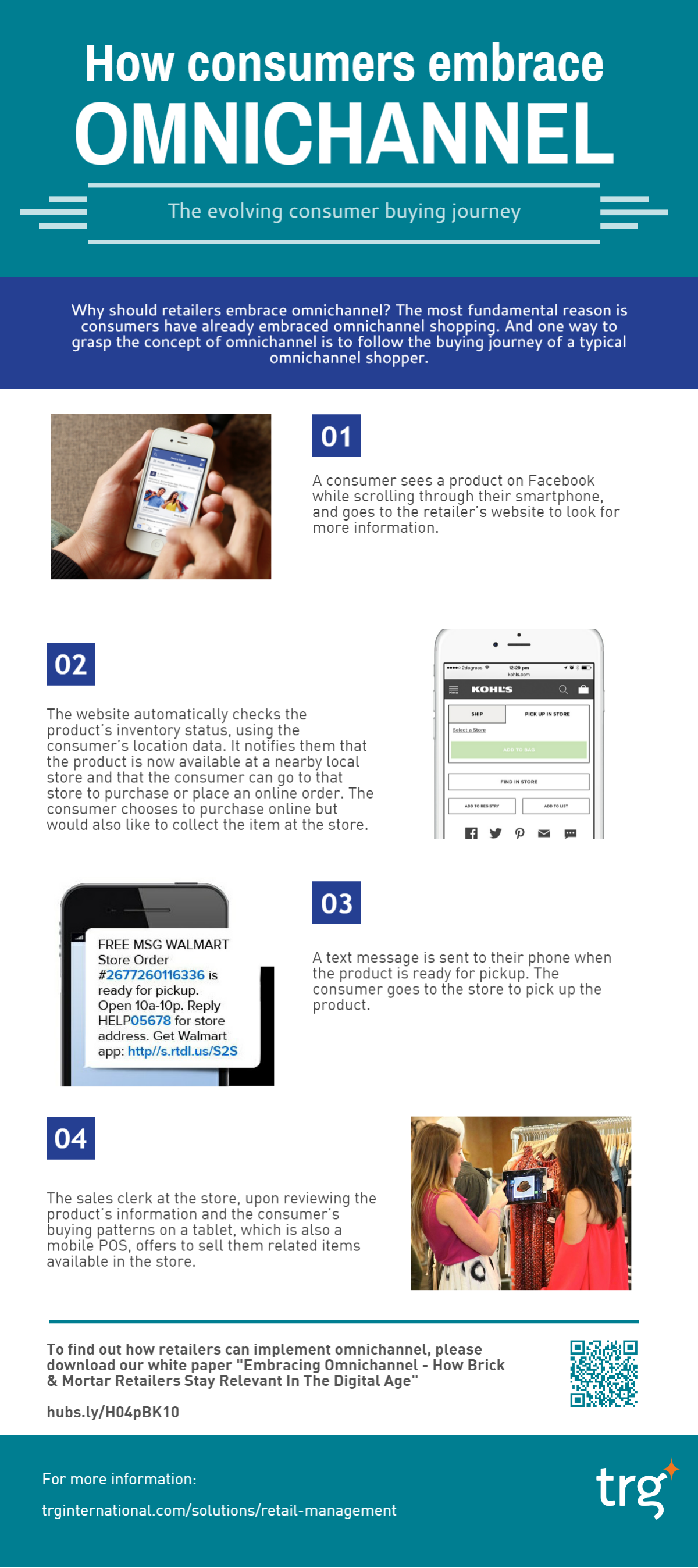 [INFOGRAPHIC] How customers embrace omnichannel
