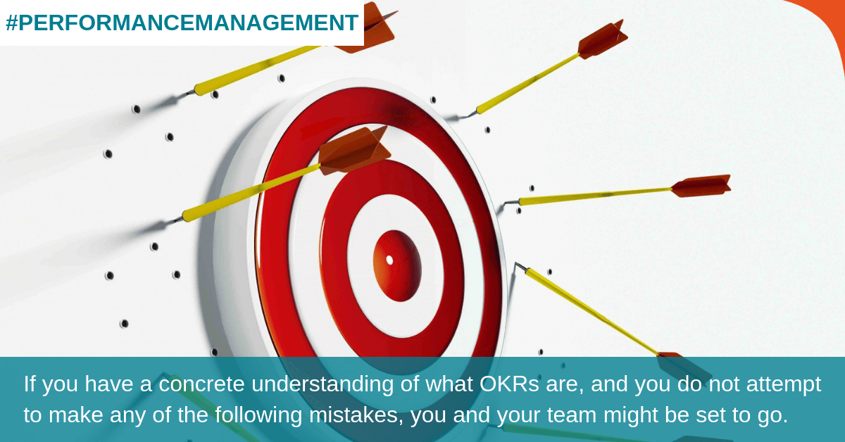 Avoid These 3 Mistakes in order to Improve the Quality of Your OKRs