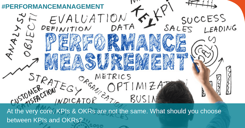 [Infographic] KPIs vs. OKRs: Which Goal Tracking System Should You Use?