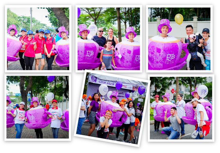 Spread the Joy at BBGV Fun Run 2018 with TRG