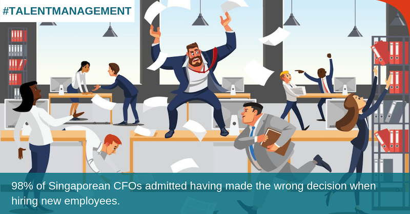 Most Singaporean CFOs Made Bad Hires and Here's Why