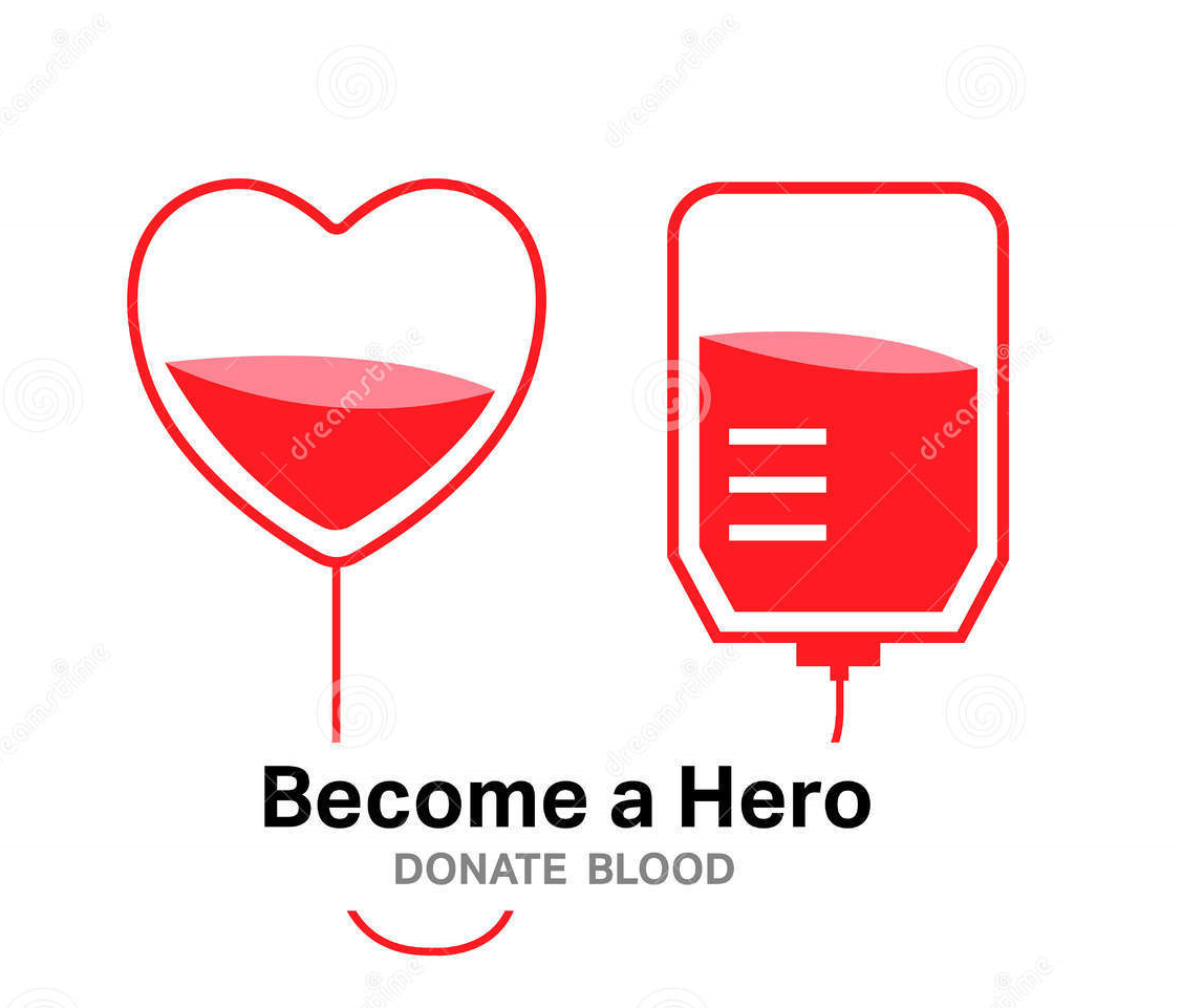 All lives matter – Donate blood to help save a life!