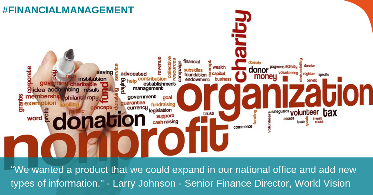 Financial Management for Nonprofits: the World Vision's Case Study