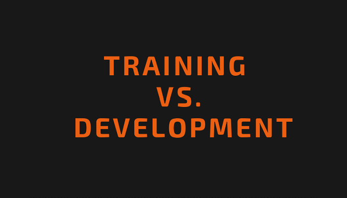 [Infographic] 3 Key Differences Between Training and Development