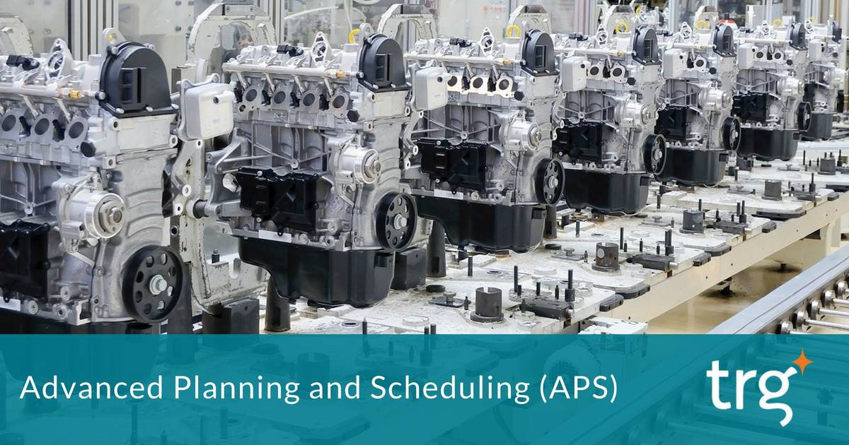 APS - a key integration for modern manufacturing ERP