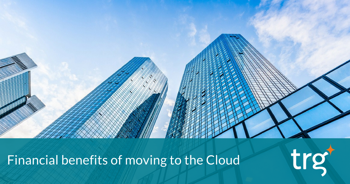 Why CFOs should be looking to the Cloud