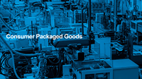 The Consumer Packaged Goods Industry Outlook