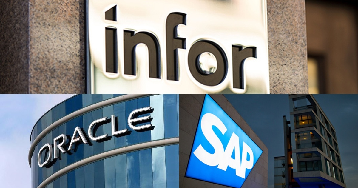 3 Infor ERPs considered market-leading systems by Nucleus Research