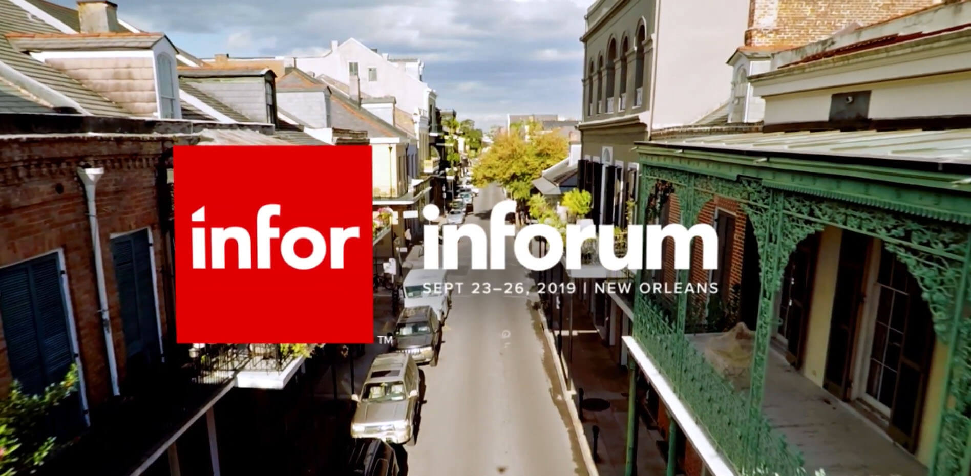 Inforum 2019 - How Innovations Help Deliver On-Time, On-Budget Projects