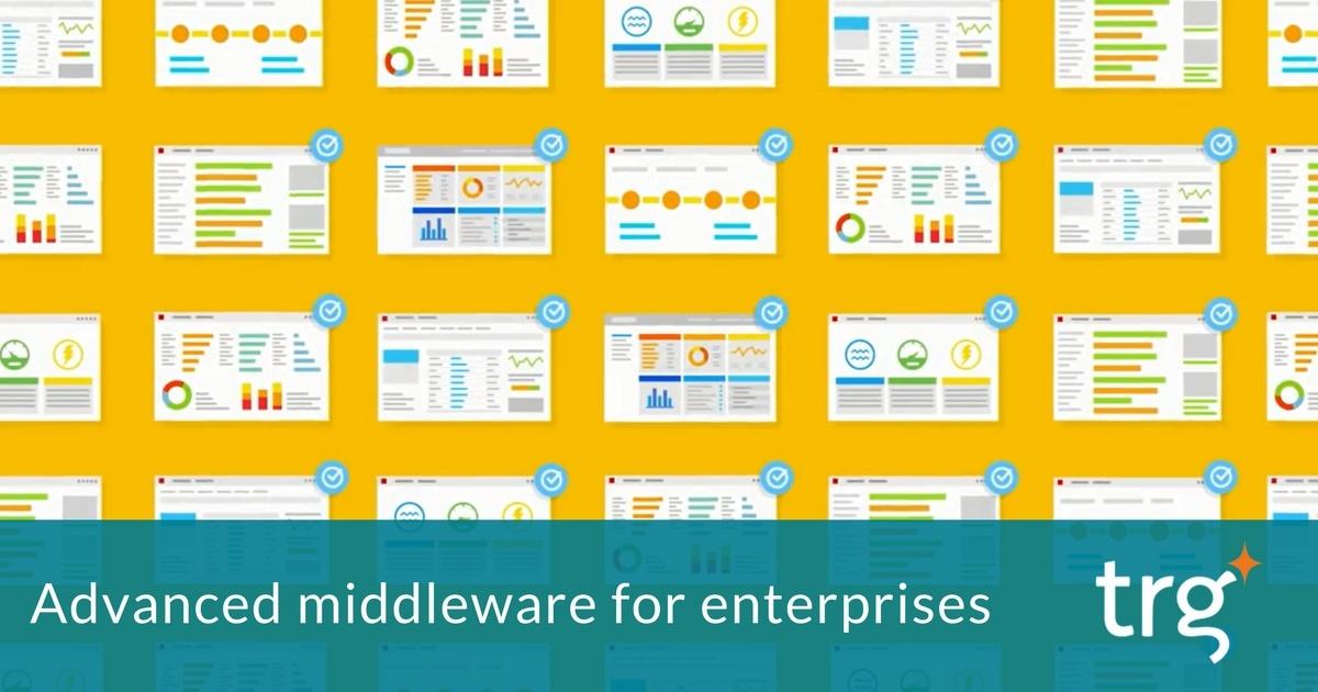 4 reasons why enterprises should deploy middleware