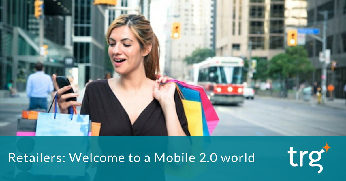 What will mobility look like in YOUR stores?