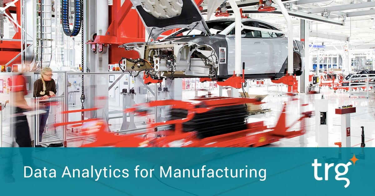 Data Analytics for Manufacturing: the Tesla's Case Study (Part 2)