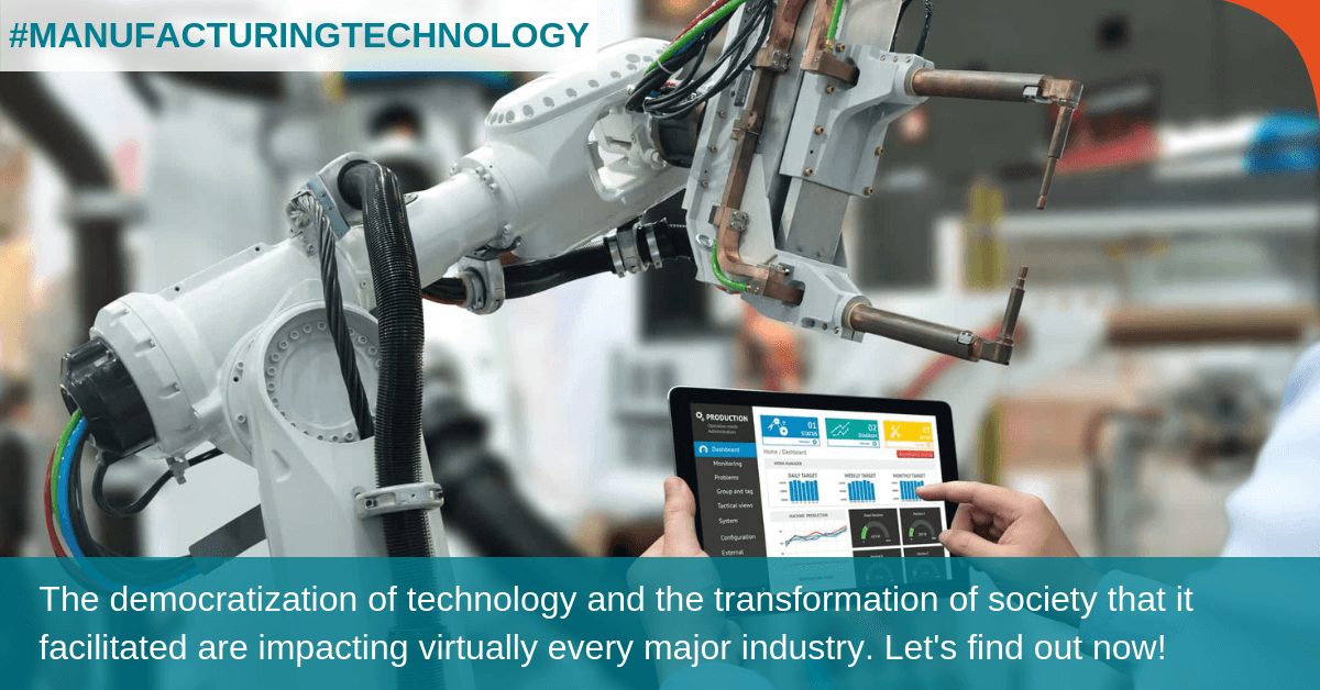 How the Right Technology Can Help High Tech Manufacturers