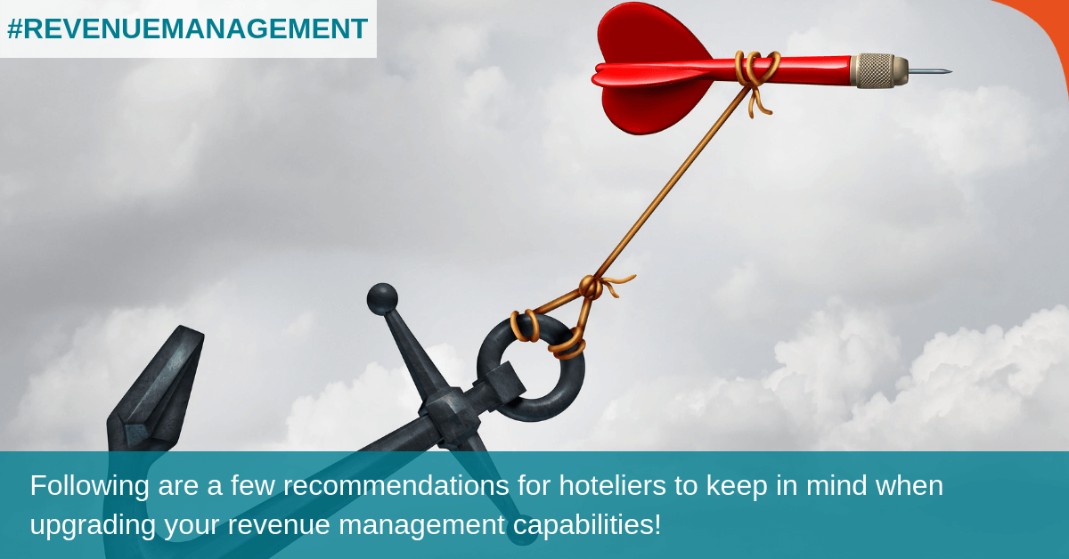 7 Steps to Take Your Revenue Management to the Next Level