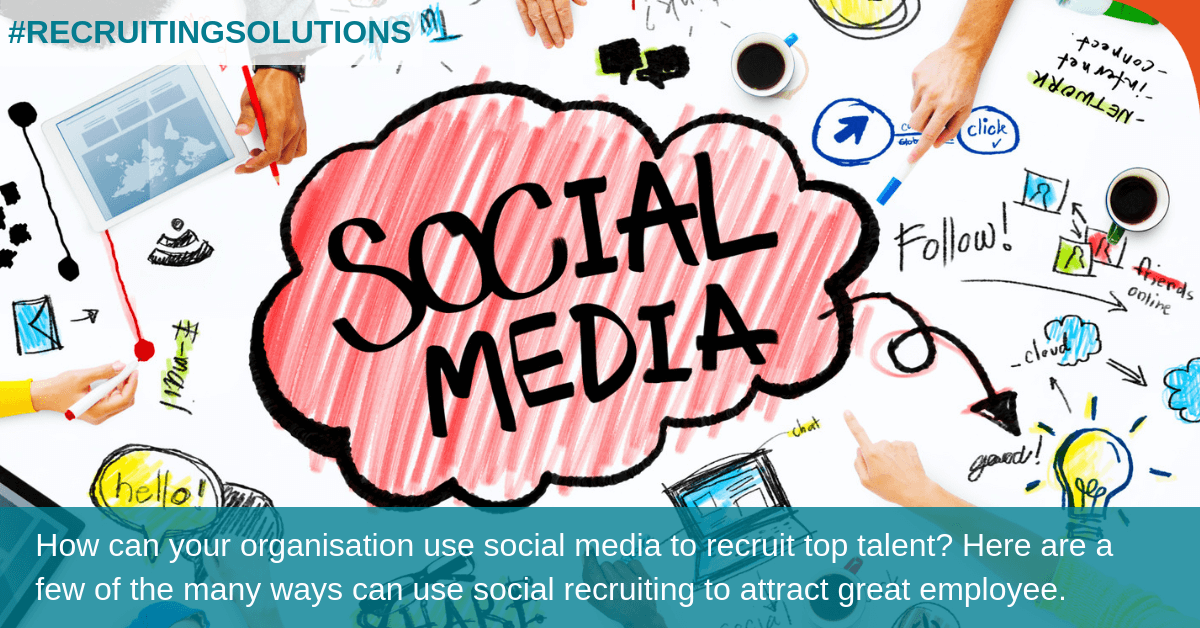 Social Recruiting: The New Era of Attracting Top Talent