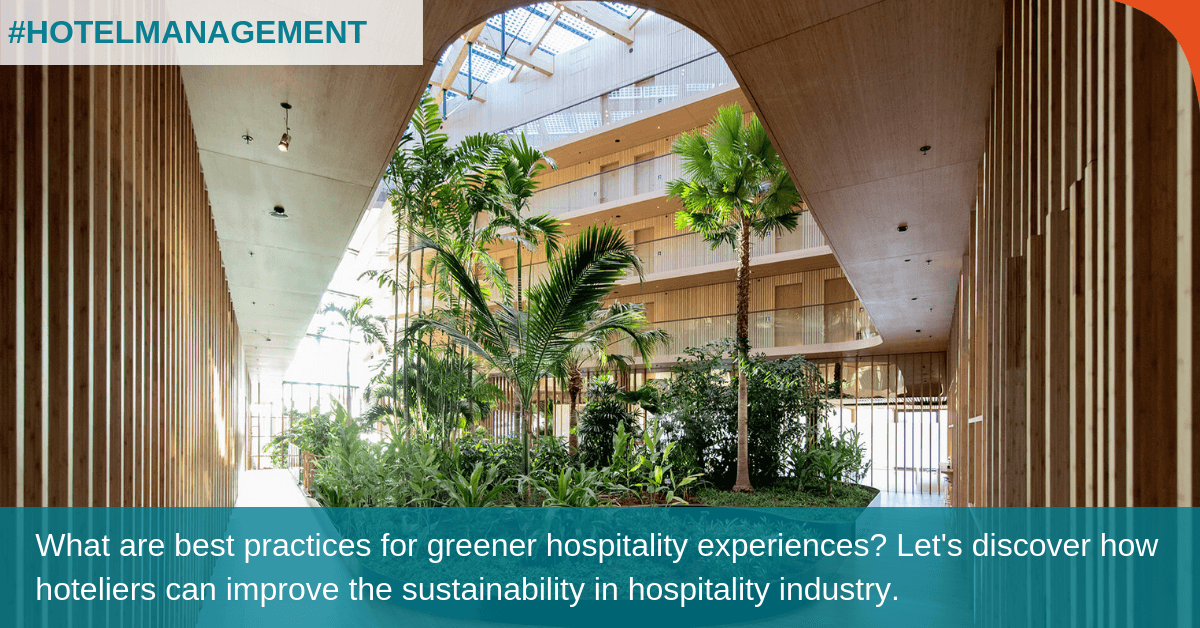 Sustainability in Hospitality: Best Practices Every Hotel Should Adopt